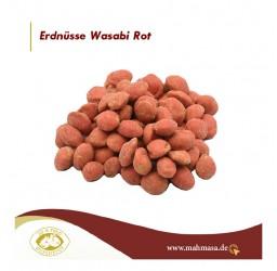 واسابي أحمر-Wasabi Erdnuss rot