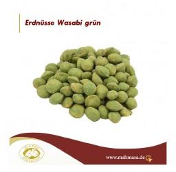 واسابي أخضر-Wasabi-Erdnüsse...