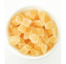 مكعبات الأناناس-Ananas-Würfel
