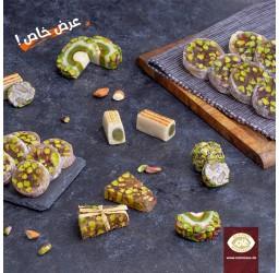 Arabische Süßigkeiten -...